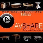 مدل میز