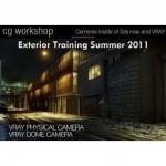 فیلم آموزش رندر محیط خارجی در 3dsmax با استفاده از موتور رندر وی ری vray تابستان نورپردازی رندرینگ پست پروداکشن