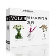 دانلود مدل گلدان گل دسته گل مدل سه بعدی آماده رندر تری دی مکس وی ری