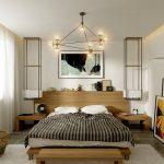 رندر اتاق پذیرایی مدرن اتاق نشیمن کلاسیک لابی هتل تری دی آرک شاپ