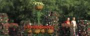 مدل سه بعدی گل تزئینی خانگی گل تزئینی پارک گلدان آویز گل وی ری تری دی مکس