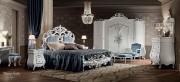 دانلود مدل سه بعدی صندلی کلاسیک چرمی آیینه دراور کمد تخت تختخواب میز کلاسیک مبل کلاسیک تری دی مکس وی ری