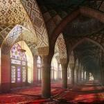 رندر معماری اسلامی شرقی اورینتال اورموشن آرک آرچ اینتریور 31