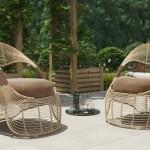دانلود مدل سه بعدی صندلی راحتی حصیری نیمکت باغ پارک اورموشن آرک آرچ مدل 135