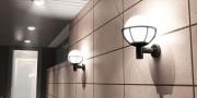 مدل سه بعدی لامپ چراغ پارک باغ خیابان   تری دی مکس اسکچاپ آبجکت