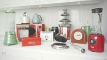 مدل وسایل آشپزخانه قدیمی آبمیوه گیری کتری مخلوط کن ترازو یخچال مایکروویو تستر فر گاز زودپز ظرف قابلمه