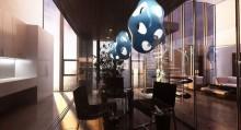 مدل سه بعدی لامپ چراغ لوستر آباژور   تری دی مکس اسکچاپ آبجکت