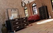 مدل سه بعدی وسایل منزل دراور کمد قفسه   تری دی مکس اسکچاپ آبجکت