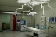 مدل سه بعدی تجهیزات بیمارستان تخت مریض یونیت دندان پزشکی جعبه کمک های اولیه سرم تجهیزات آزمایشگاهی اتاق عمل ویل چیر MRI   تری دی مکس اسکچاپ آبجکت