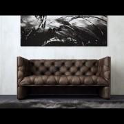 فیلم آموزش ساخت مبل کلاسیک حرفه ای وی ری تری دی مکس زی براش مدل سازی تکسچر متریال شرکت ویزکوربل